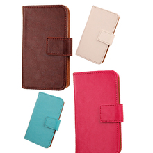 ABCTen High Quality Mobile Phone Cover Flip PU Leather Wallet Bags Case For Argos Bush 5 Inch Android Smartphone