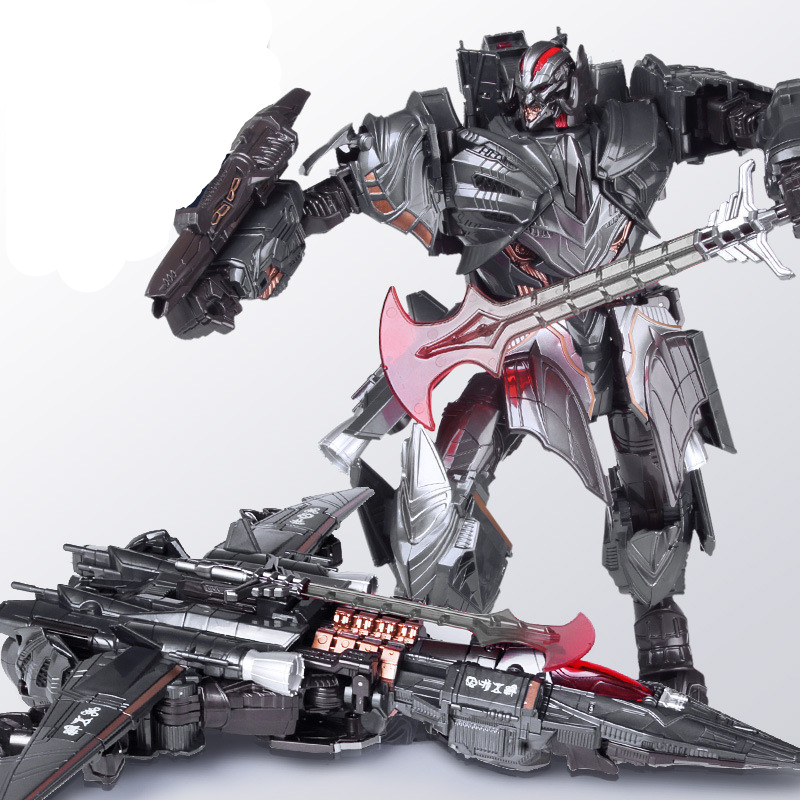 MP36 Commander Masterpiece deformation toys Randsora Toy transformation 5 toy Robot Action Figure model Last Knight<br>
