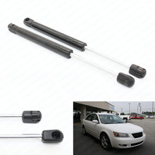 (2) Auto Door Trunk Boot Gas Charged Struts Lift Support Fits for 2001 2002 2003 2004 2005 Kia Optima 2006-2007 Hyundai Sonata