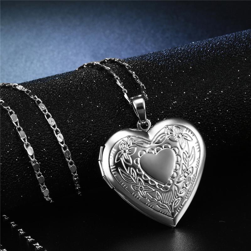 CWEEL Necklaces & Pendants Women Chain Vintage Long Necklace With Big Pendant Gold Color Fashion Statement Necklace  (5)