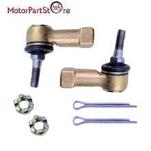 Tie Rod End Kit for Kawasaki KVF 750 KVF750 Brute Force 4x4i 2005-2011 2012 2013 ATV Quad Motorbike Parts @20(China)