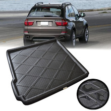 Car Trunk Cushion Rear Mat Cargo Boot Liner Tray Protector For BMW X5 2007-2017