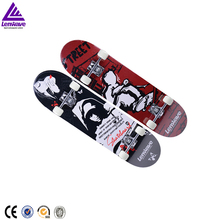 Lenwave Brand Long Skateboard Cool Sport Drift Long Straight Plate Maple Wood Material New Design Outdoor Sports Skate Board