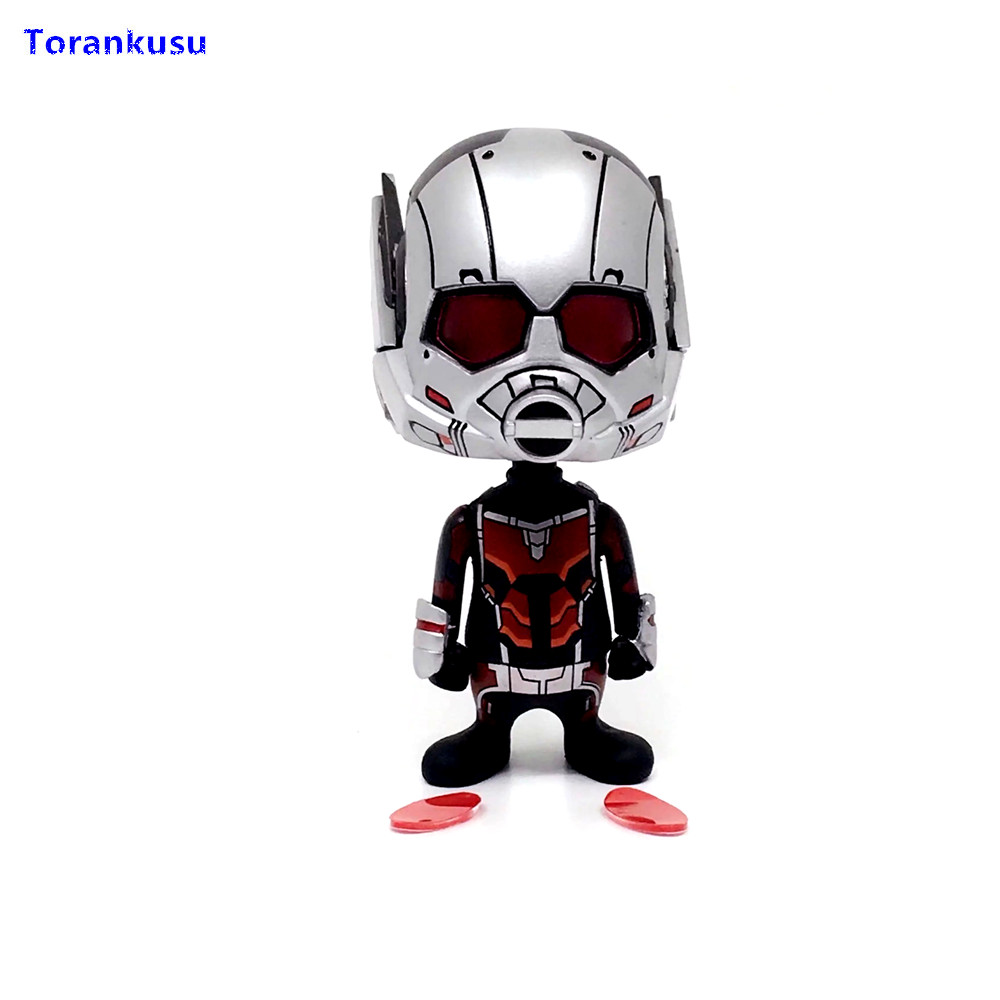 Avengers Civil War Ant Man Figure PVC Collectible Toy Figuras Anime Action Doll Kids Gift Children Model Man Hot Toys Figma XP