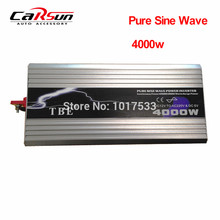 Free Shipping!!! Pure Sine Wave Inverter DC 12V To AC 220V 4000W Solar Inverter /Power Inverter /Car Inverter
