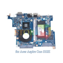for acer aspire one 532H D260 for gateway LT23 laptop motherboard Atom N450 MBSAL02001 MB.SAL02.001 LA-5651P DDR2