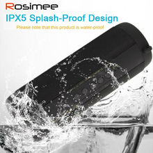Rosimee Wireless Best Bluetooth Speaker Waterproof Portable Outdoor Mini Column Box Loudspeaker Speaker Design for iPhone Xiaomi(China)