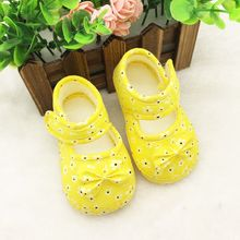Baby Moccasins  Kid Girl Boy Pre Walking Shoes Bow Flower Toddler Shoes Baby Shoes 0-18M