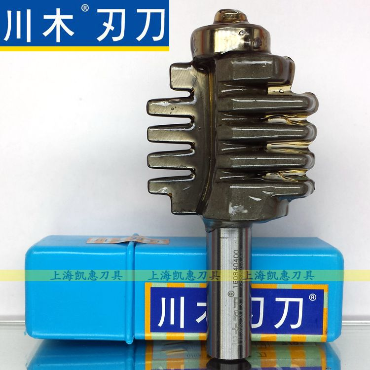 Free Shipping Cone Tooth Tenon Cutter Router Bit<br>