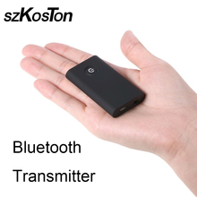 Wireless Bluetooth Headphones Audio Receiver Adapter For 3.5mm Jack Earphones Bluetooth Transmitter For Xiaomi TV Speaker(China)