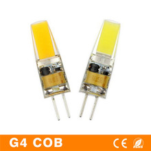 lampada led High quality 1pcs AC/DC 12V G4 LED 9W 6W NEW COB Corn Light SMD bulb Super bright Replace Halogen Lamp Led Light