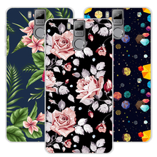 Oukitel k6000 PRO Case Soft TPU Phone Case Oukitel K6000 PRO Silicone Luxury Coque Case DIY Pattern Cover for Oukitel k6000 pro(China)