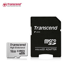 Transcend Information 16GB 32GB 64GB High Endurance microSD Card SDHC SDXC Card Class10 TF Card For Car DVR Smartphone Tablet PC(China)