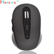 Mosunx Advanced Top Department  and high quality Wireless Mini Bluetooth 3.0 Gaming Mouse For Laptop Notebook PC Computer 1PC