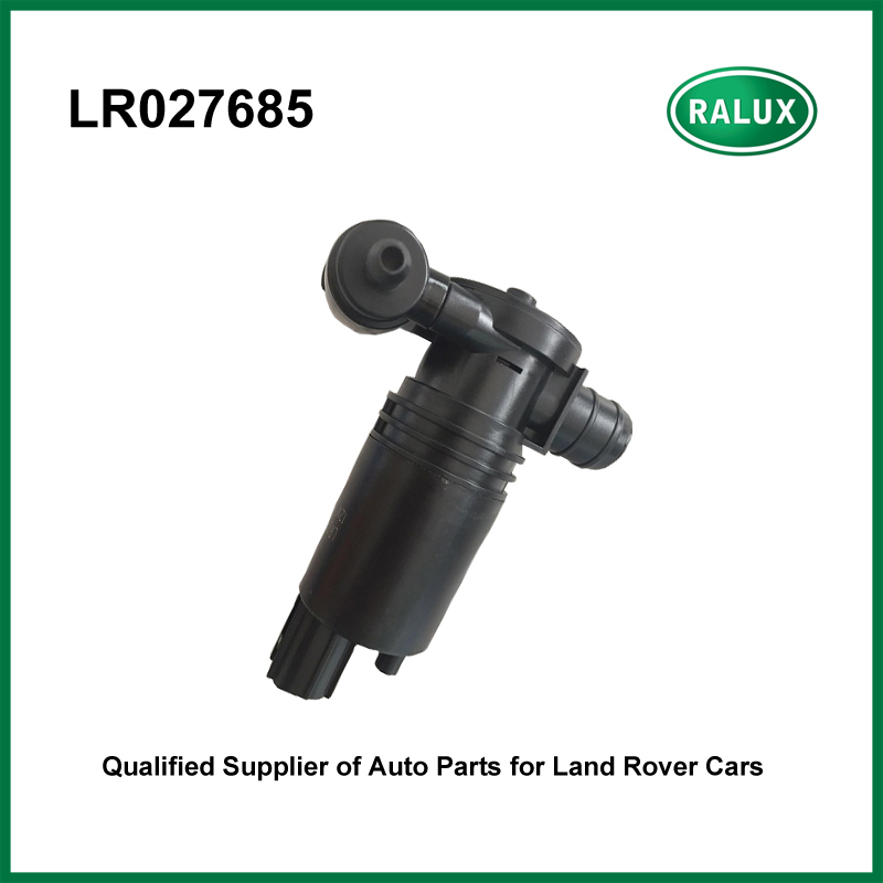 LR027685 front windshield motor pump car Motor Pump Land Range Rover Range Rover Evoque 2012- auto headlight washer pump