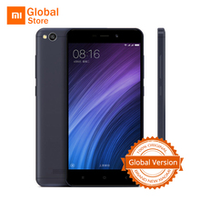 "Global Version Xiaomi Redmi 4A 4 A 2GB RAM 16GB ROM Snapdragon 425 Quad Core Mobile Phone 5.0"" 13.0MP Camera CE B8 B20 OTA(China)"
