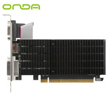 Buy Onda GT710 2G DDR3 64bit Graphics Card HDMI+DVI +VGA Support High Definition Video Card Built-in 192 Stream Processor for $48.05 in AliExpress store