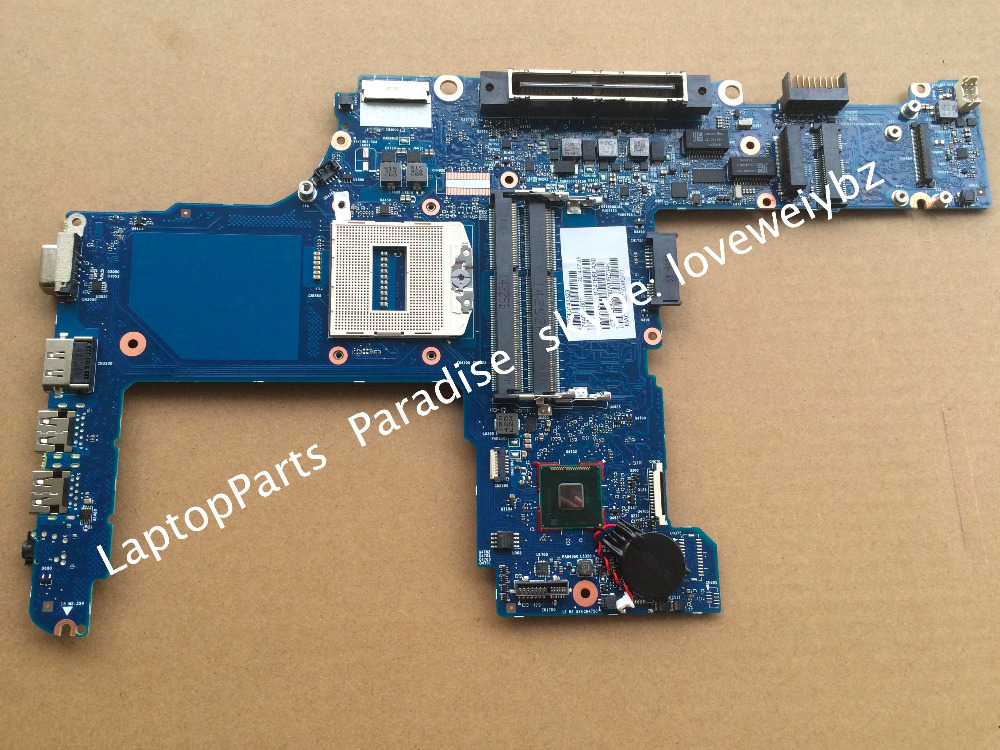 working perfectly For HP PROBOOK 640 Laptop motherboard 744007-001 Mainboard<br><br>Aliexpress