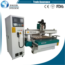 Carousel ATC CAD CAM 1325 cnc 3d stone engraving machine(China)