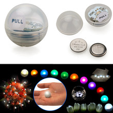 Fairy Pearls- Lot of 300pcs Magical LED Berries 12Colors for options Battery Operated Mini Twinkle LED Light(China)