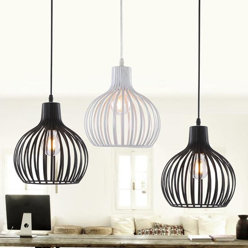 2016 Promotion Lamparas Retro Pendant Lights E27 Industrial Edison Lamps Loft American Style Living Light Fixtures Kitchen Lamp<br>