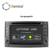 4G SIM LTE Octa Core Android 6.0 Car DVD player GPS Navi for Hyundai H1 Grand Starex 2007 - 2015 2GB RAM 16GB ROM support DAB+(China)