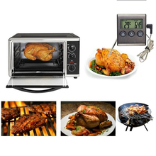2016 New Arrival Digital Kitchen Food Cooking Oven Smoker BBQ Grill Meat Water Probe Thermometer
