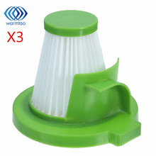 3Pcs Handheld Vacuum Cleaner Parts HEPA Filter Dedicated HEPA Filter Cartridge High Quality Dust Collector Accessories