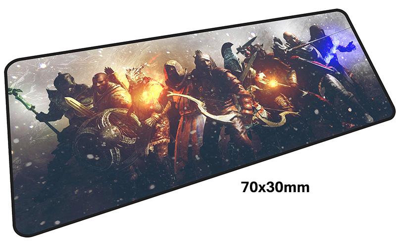 skyrim mouse pad gamer 700x300mm notbook mouse mat large gaming mousepad large Birthday present pad mouse PC desk padmouse 5