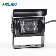 18 IR Car Rear View Camera Backup Reversing Parking Rearview Cam Night Vision 120/170 Degree Wide Angle Waterproof for Truck Bus