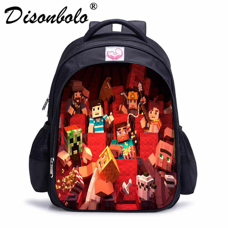 edd03a68ce5a Detail Feedback Questions about Minecraft Toddler Backpack All for School  Lego Backpack Back To School Bags High Quality Drop Shipping Bookbag for  Teenager ...