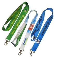 Hot 100pcs custom logo Lanyard for busness promotion party wedding key chain Team lanyard directly lanyard supplier