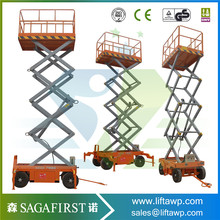 High Strength And Reliability ISO9001 Electric Scissor Lifting Table(China)