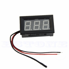 LED Digital Thermometer Temperature Monitoring Meter multi-usage 3 Colors #G205M# Best Quality
