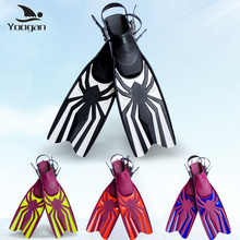 Swimming Fins Swim Fins Snorkeling Foot Flipper Diving Long  Equipment Water Sports Training Scuba Diving Fins