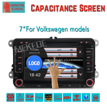 7 inch cheap CAR DVD for VW/Volkswagen/SAGITAR/JATTA/POLO/BORA/GOLF with  full functions+free map+ Bluetooth+ MP3 Players