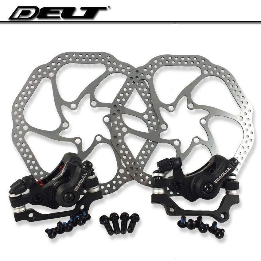 1 Set MTB cycling cycle bicycle bike disc brake and rotor 160MM Brake Screws<br><br>Aliexpress
