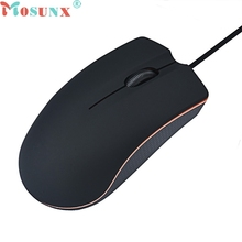 mosunx New Mecall Tech Optical USB Wired Game Mouse Mice For PC Laptop Computer