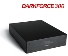 QUEENWAY DARKFORCE300 Digital Amplifier Digital AMP Power Amplifier Class D Delicate Amplifier RCA Input XLR input