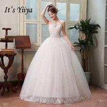 Summer Real Photo New 2017 Strapless Sequins Wedding Dresses Cheap Princess Floor Length Bride Frocks Vestidos De Novia HS122