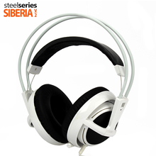 Professional SteelSeries Siberia v2 DJ Super bass active noise canceling headphone headset gamer with microphone  for PC phones