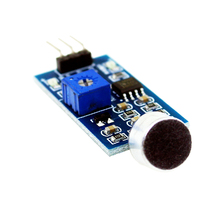 3pin Voice Sound Detection Sensor Module for arduino DIY Intelligent Smart Vehicle Robot Helicopter Airplane Aeroplane Boart Car