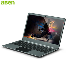 BBEN N14W Intel Laptop Windows 10 Intel N3450 Quad Core 4GB RAM 64G ROM HDMI Type C Fashion Young Ultrabook Netbook 4 Colors(China)