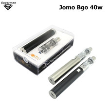 Buy Original JomoTech Mini Bgo 40w Kit Huge Vapor 2200mAh Rechargeable 0.5ohm Electronic Cigarette Bgo Vape pen Mod vaporizer for $22.50 in AliExpress store