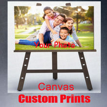 Your picture, Family, friends, Baby Photo, Favorite Image Custom Canvas Print Your Photo on Canvas wall art decoration as a gift