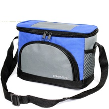 free shipping thermal leak-proof ice pack insulation beer cooler bag breast milk storage women/men insulated picnic lunch bag