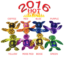 2016 hot toy sea turtle stuffed animal plush toy gift 39# mini color soft plush material toy turtle promotion sale