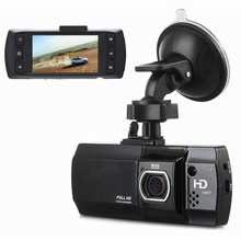 AT550 Car Black Box DVR Novatek 96650 Car DVR Camcorder Night Vision Dash Cam Full HD 1080P 2.7 inch Screen Car Camera Recorder(China)