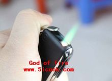 Factory price car key Kitchen Lighters torch, Key chain lighters jet flame. lighter is no gas, no fuel!