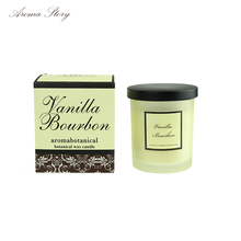 Aromatherapy Smokeless Candles Aromatherapy Essential Oil Wedding Candles Romantic Scented Candles 3Scents Vanilla Lavender Rose